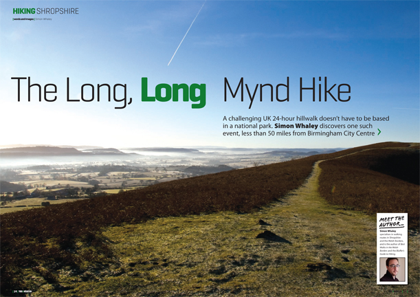 The Long, Long Mynd Hike