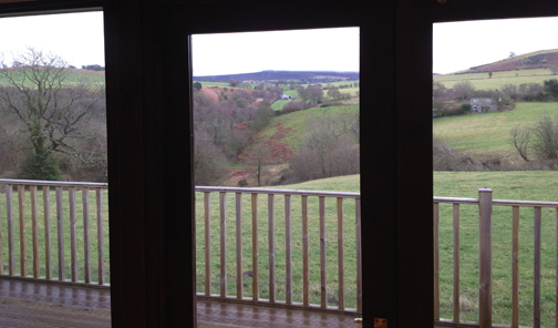 The view from The Gleaning's Classroom