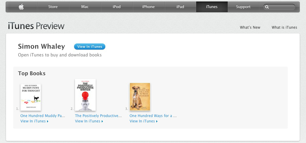 iTunesBooks