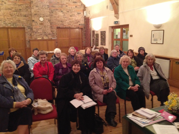 Culmington and Rushbury WI