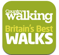 Country Walking app