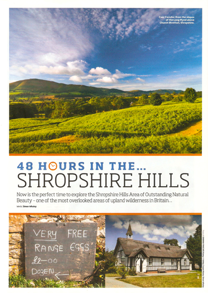 48 Hours in the Shropshire Hills
