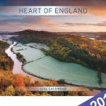 2014 Heart of England Wall Calendar