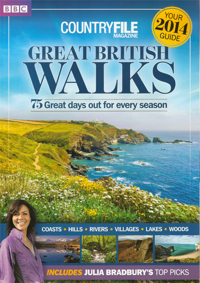 BBC Countryfile Great British Walks 2014