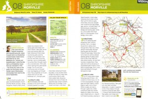 Morville - Country Walking - OCt 2014