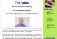 The Voice Newsletter