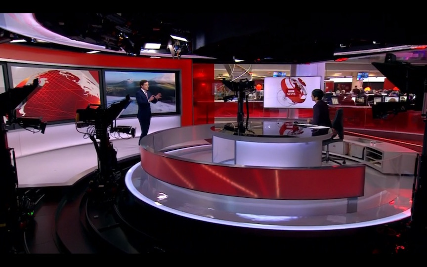 9th February 2016 BBC1 Lunchtime National News