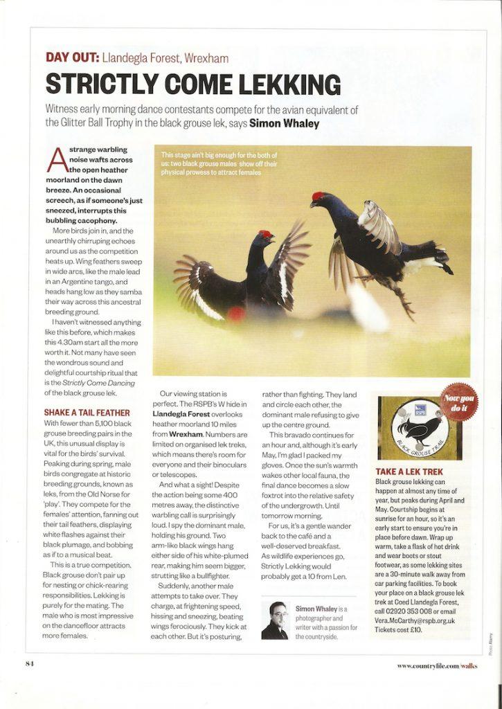 BBC Countryfile magazine - May 2016