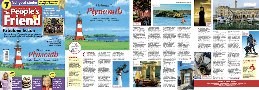 Pilgrimage to Plymouth