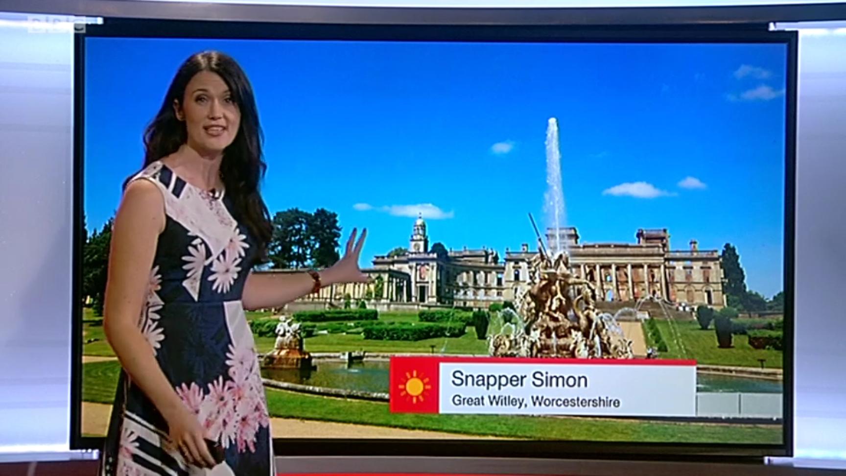 Spouting Snapper Simon