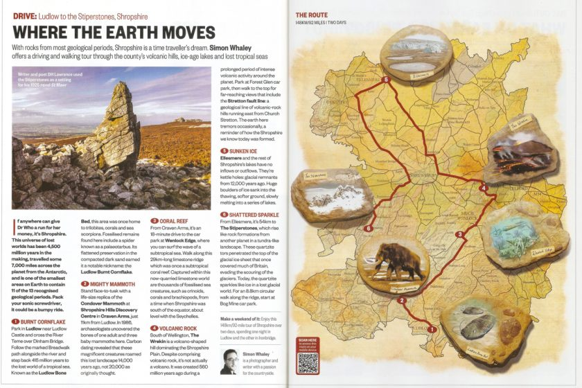 Where The Earth Moves – BBC Countryfile