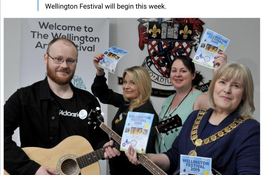 Meet The Author – at Wellington!