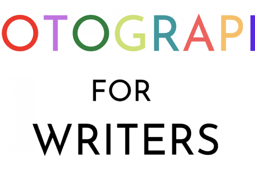 Photography for Writers – Take Two