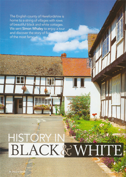 History in Black and White by Simon Whaley