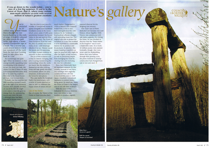 Natures Gallery - Country and Border Life - March 2007-1