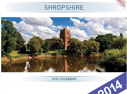 2014 Shropshire Calendar