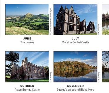 July, October and November images