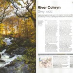 The River COlwyn - Outdoor Photography - November 2013