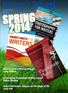 Writers Wheel Spring 2014 issue