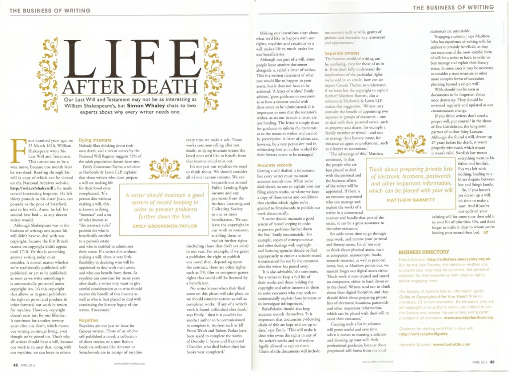 Life After D