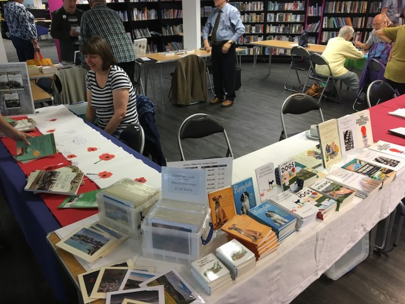 Meet The Author (That'll Be Me Then … Amongst Others!)