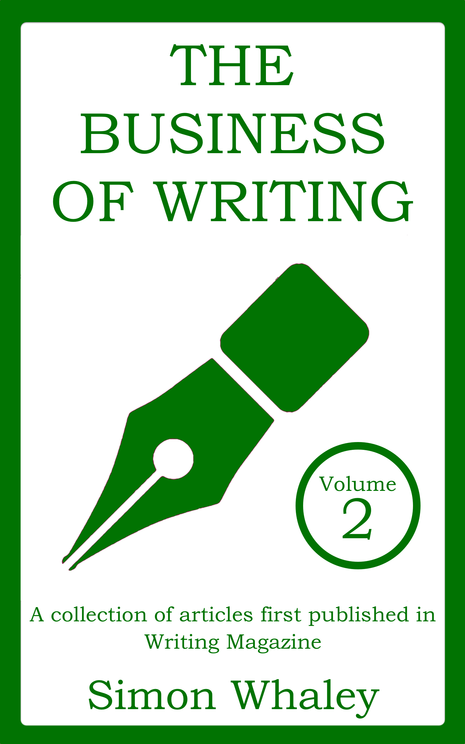 Business of Writing – Volume 2 launched