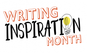 Writing Magazine's Inspiration Month