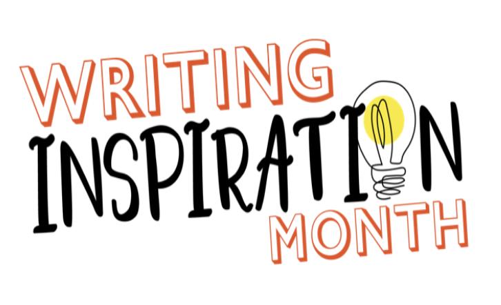 Writing Magazine's Inspiration Month